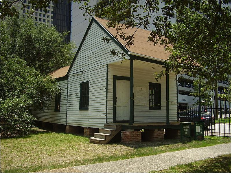 Fourth Ward Cottage